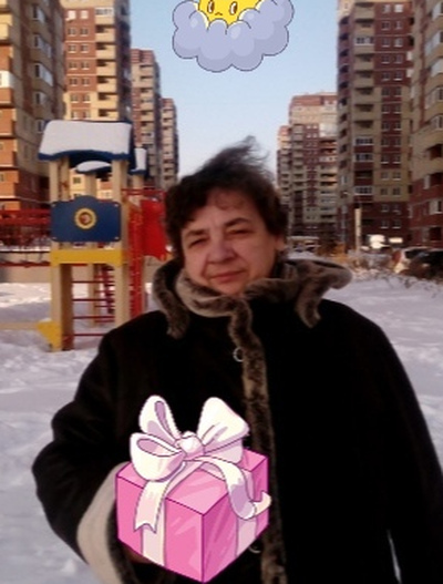 Таня Попова