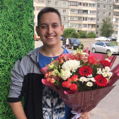 Данил, 21, Vologda