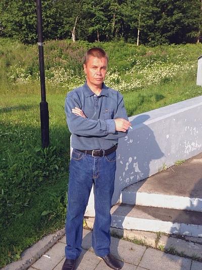Андрей, 46, Kondopoga