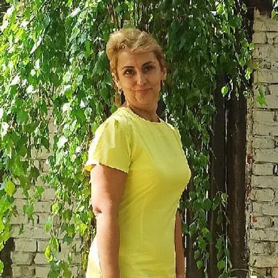 Галина Дегтярёва