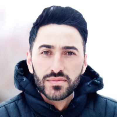 Ubaid, 36, Novosibirsk