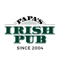 Логотип Irish Papa's Pub