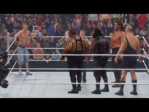 John Cena Destroys 4 Monsters
