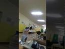 Vubory final Стрим наблюдателя с фэйсбука. Парламентские выборы.