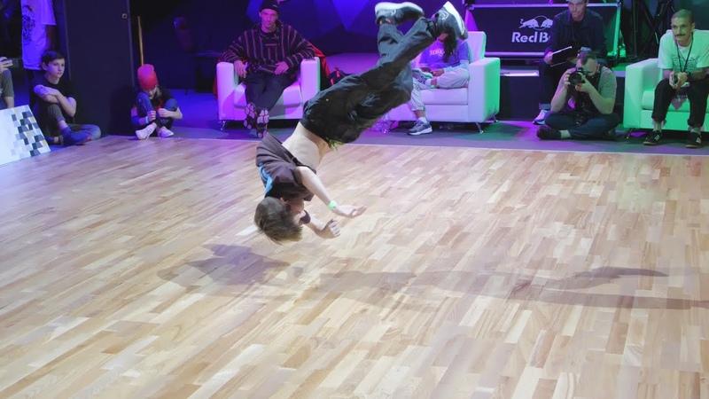 Top16 11-13 bboy Lev vs Эластик - ROBC 2020