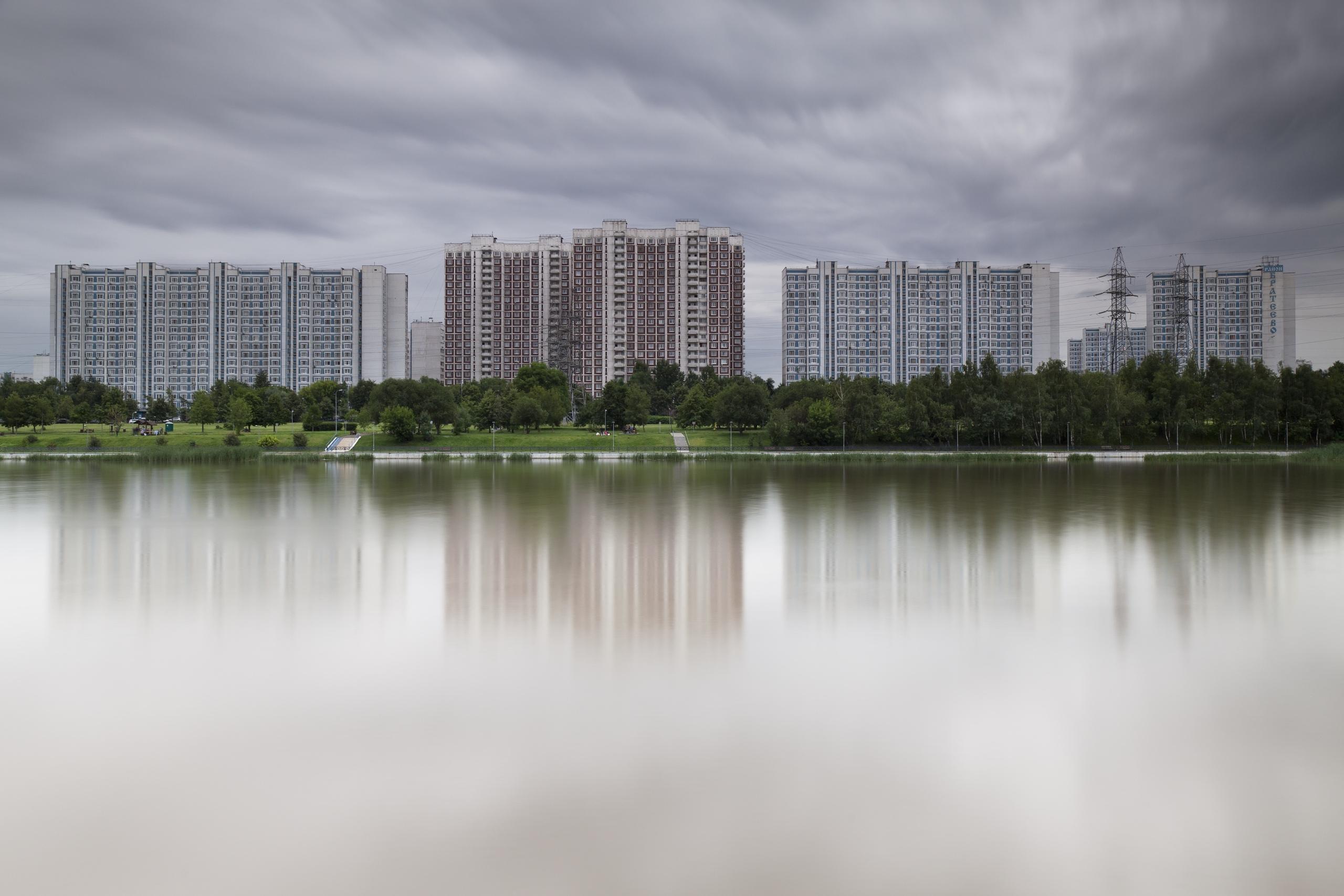 Братеево, Москва - Фото