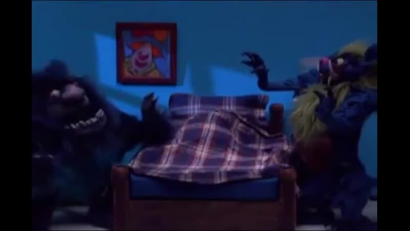 Робоцып одеяло спасает от монстров mp4