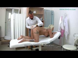 Gyno-X Jarushka Ross [Medical Fetish, Gyno Exam, Milf, Anal Checkup, Anal Enema, Big Tits, Tatto, Masturbation]