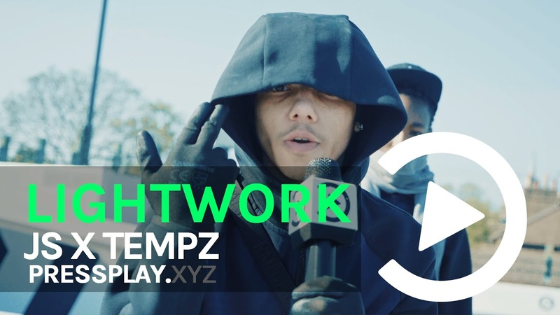 Ateam JS X Tempz - Lightwork Freestyle | Pressplay