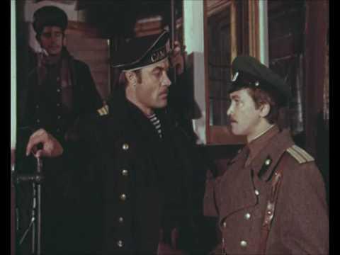 Государственная граница Встреча матросов с офицером