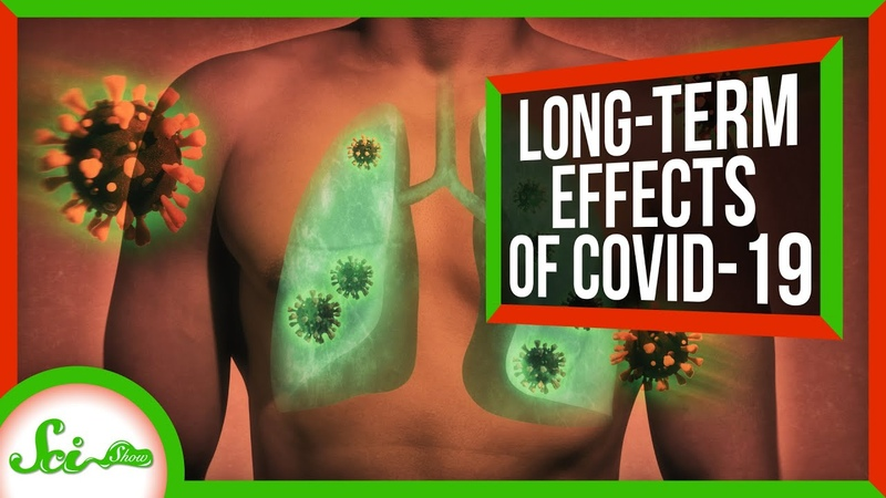From Scarred Lungs to Diabetes How COVID May Stick With People Long Term SciShow News