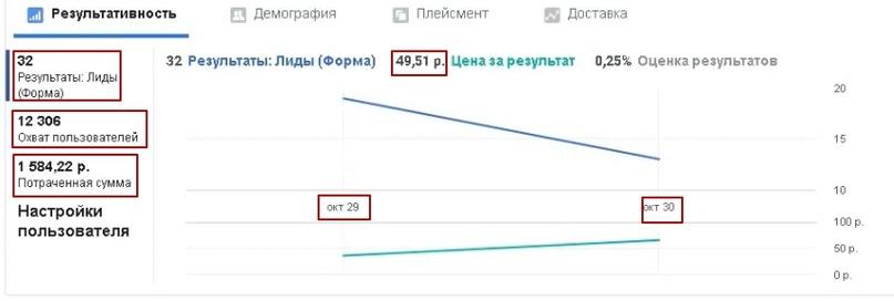38 лидов по 49 рублей за 1 сутки в нише Бани-бочки., изображение №9