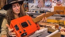 UNBOXING a 6 String Jerrycan Guitar from Australia!