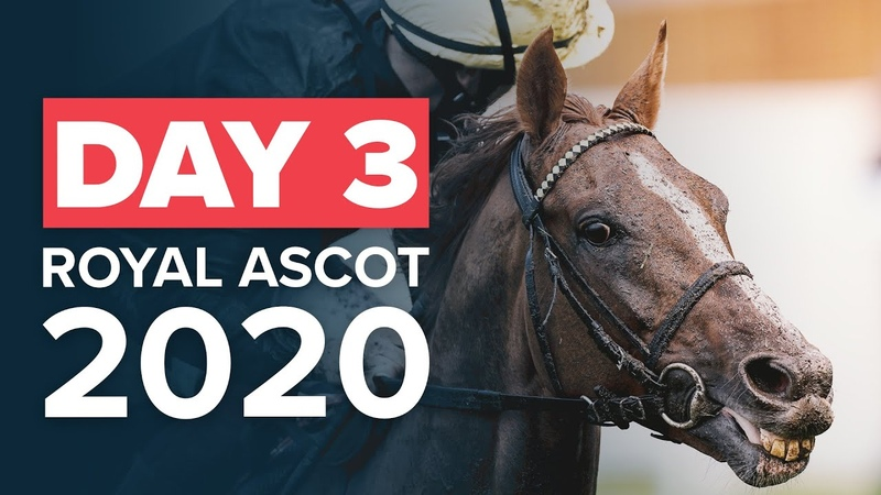 Royal Ascot 2020 - Day 3 Highlights STRADIVARIUS FRANKIE GOLD CUP, BATTLEGROUND AND JIM CROWLEY