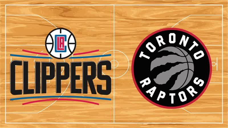 Кавай возвращается в Торонто! Los Angeles Clippers at Toronto Raptors