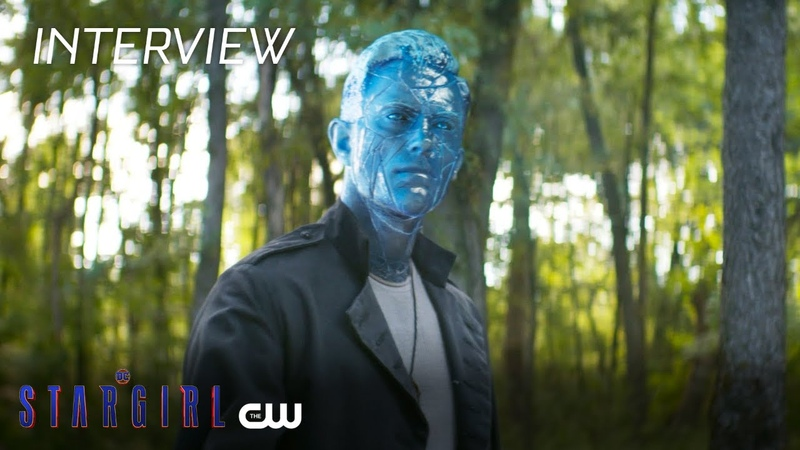 DC's Stargirl ISA Chat 4 The CW