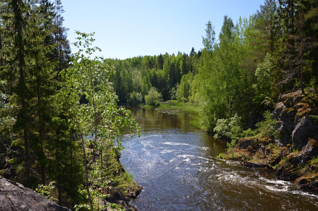 iEScKczOXes Карелия - северный край.