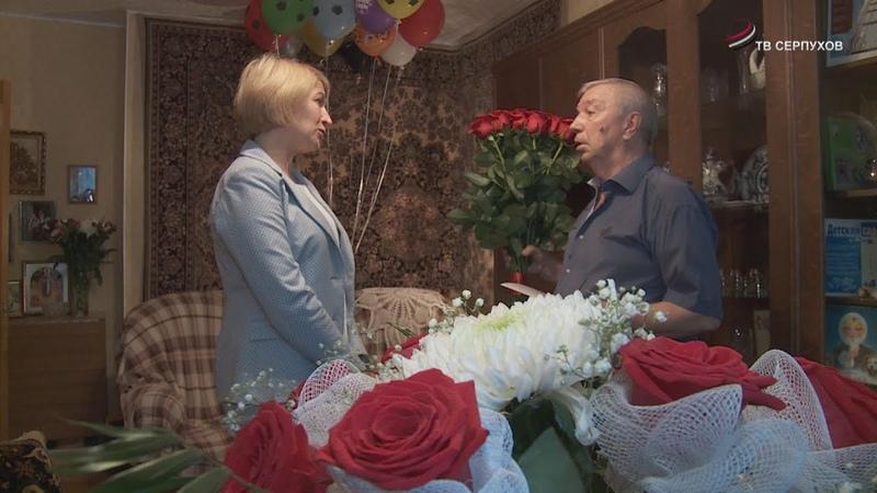 Владимиру Телегину исполнилось 80 лет