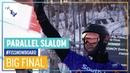Naumov vs. Loginov Big Final Bannoye Mens PSL FIS Snowboard