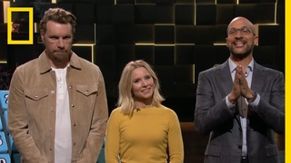 Guessing Kristen Bell and Dax Shepard's First Crushes | Brain Games
