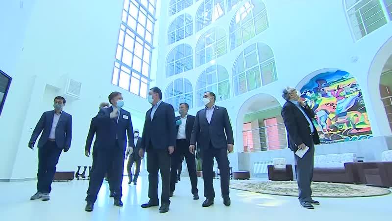 ҚР Премьер-Министрі Асқар Маминнің Алматы облысына жұмыс сапарының қорытындысы бойынша видеодайджест