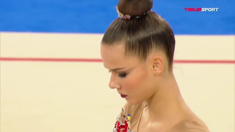 Екатерина Селезнева лента личное многоборье Чемпионат России 2021 Москва