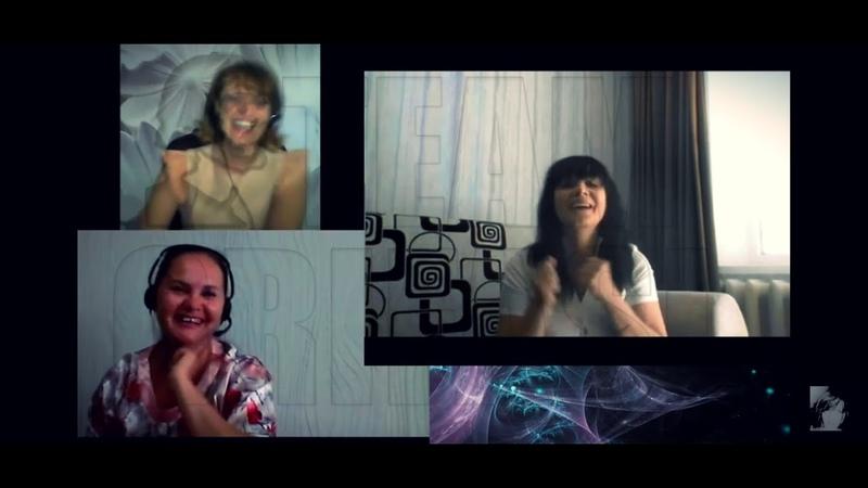 143 RU Видео отзыв Элины через месяц после сеанса 126 RU Регр гипноз Yuliya Bilenka Team Grifasi