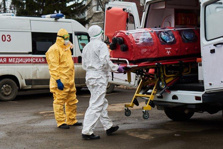 Число заразившихся COVID-19 в КЧР превысило 1400 человек