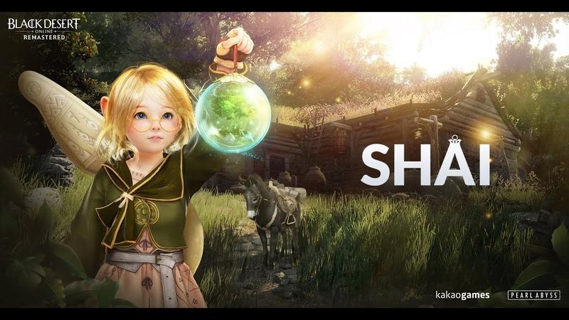 Black Desert Online Shai Trailer