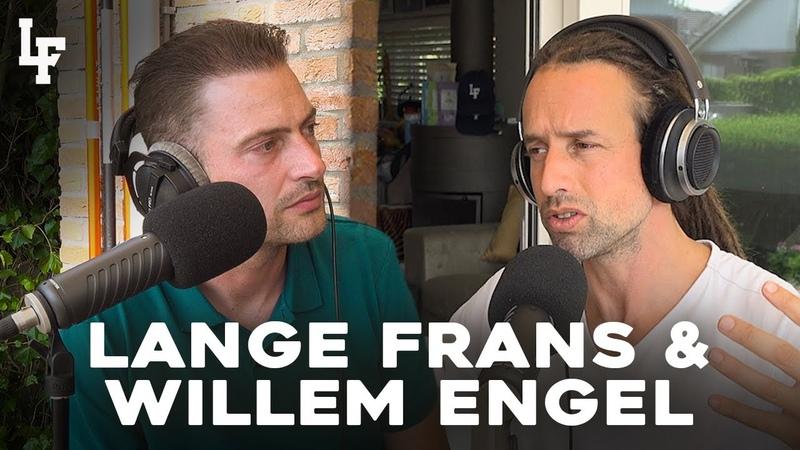 LANGE FRANS en WILLEM ENGEL in GESPREK
