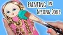 Making Custom Russian Nesting Dolls
