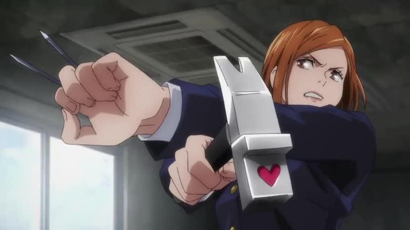 Магическая битва Jujutsu Kaisen