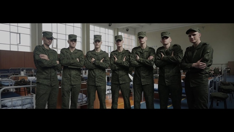 Я – солдат. Мотивирующее видео