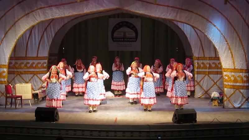 Етеган йондоз конкурс фестивале 23 11 19г Аушкуль йашмаларе фольклор ансамбле