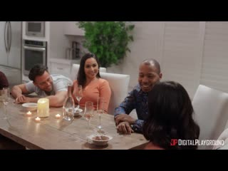 Karlee Grey  Paige Owens - Lucky Seven _1080p